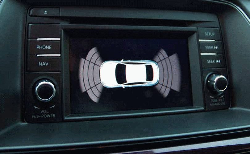 Car sensor display - Jigsaw Finance